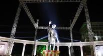 Memorial of Bal Thackeray unveiled in Kalyan