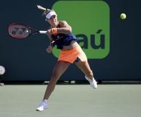 Miami Open: Angelique Kerber books clash with Venus Williams; Dominika Cibulkova ousted