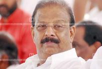 K Sudhakaran to continue hunger strike till CBI takes over probe