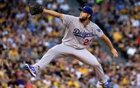 Kershaw throws 25 pitches in pregame bullpen session