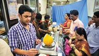 Iconic sweets shops in demand during Ganeshotsav
