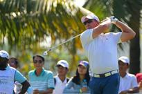 A mountain to climb for golfer Danny in Myanmar