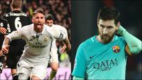 Sergio Ramos' BRUTAL dig at Barcelona for 4-0 defeat to PSG will make their fans' blood boil