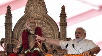 Dear PM Modi, how will Shivaji and Patel react when they see their statues?