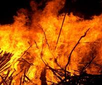 Fire at Bengaluru's Kailash Bar & Restaurant: 5 employees charred to death