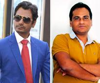 Nawazuddin Siddiqui shoots ad film with brother Shamas Nawab Siddiqui