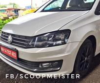 Spied: New VW Vento Highline Variant In A New Avatar