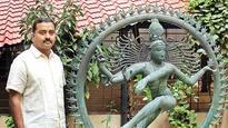 Chidambaram's ancient heritage of handcrafted bronze sculptures