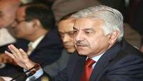 India not responding positively to Pakistan's peace moves: Foreign Minister Asif