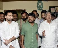 Nitish govt rolls out red carpet for Kanhaiya Kumar in Patna