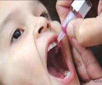 Polio campaign from tomorrow