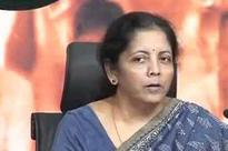 New IPR policy brings in clarity: Nirmala Sitharaman