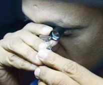 India's polished diamond exports buck slowdown