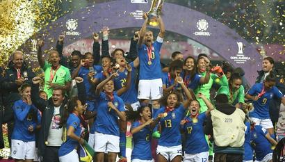 Football Briefs: Brazil win women's Copa America