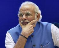 MP IAS officer questioned about FB comment on PM Modi