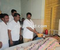 Bhatkal: Fruits distributed to patients on Deshpande's birthday