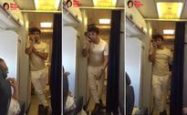 On a Flight, Sonu Nigam Breaks Into Song. Just Like That.