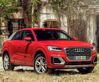 Audi Q2 price in the UK starts from GBP 20,230 (INR 18.29 lakhs)