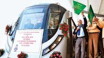 Trial runs begin on Metro's IP Extension-Maujpur stretch