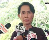 Oxford removes Suu Kyi portrait after Rohingya criticism