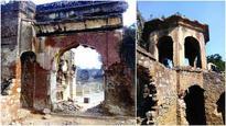 Land row stops heritage repair