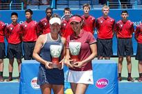 US Open: Sania Mirza and Barbora Strycova face unheralded American pair in opener