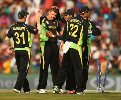 WORLD T20 PHOTOS: Australia knock Pakistan out
