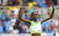Ayana sets sights on 5,000m world record