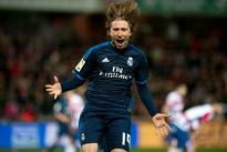Real Madrid midfielder Modric toughened by Croatia's war