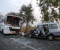 Bride, 4 others of marriage party killed in accident
