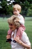 The real reason Prince Harry never spoke about Princess Diana