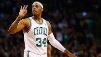 Paul Pierce says hell retire with Celtics next year
