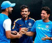 Will be tough to face Kuldeep, Chahal: Williamson