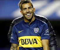 Tevez fit enough for China, not Argentina