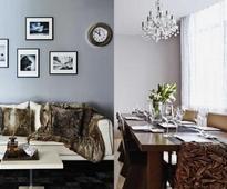 Interior designer's $300,000 renovation creates different moods in each room