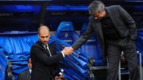 It's a friendly game… I will shake hands with Mourinho  Guardiola
