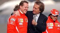 Montezemolo expresses sadness over Michael Schumacher's health