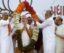 Similar celebrations took place in various parts of Gujarat