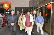 Three Union Ministers visit Odisha today; Tomar, Dharmendra Pradhan to meet CM Naveen Patnaik