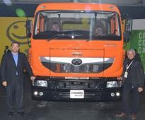 Tata Motors launches its new SIGNA range of commercial vehicles