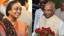 Prez Polls: Ram Nath Kovind vows to uphold Constitution; Meira Kumar visits Meghalaya