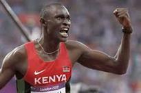 Olympic 800m champion David Rudisha named event ambassador of Mumbai Marathon