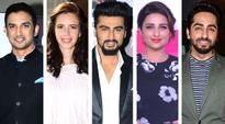 Bollywood stars select their favourite film and song