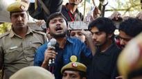 AAP, Delhi Police face off over Kanhaiya's bail violation plea