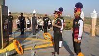 Desert Corps of Army celebrates Raising Day