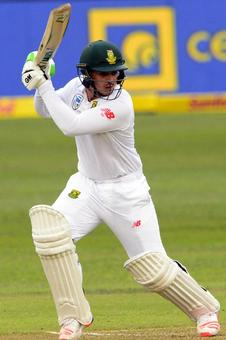 De Kock top-scores as South Africa batsmen flourish