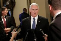 Pence says decision to fire Comey not connected to Russia probe