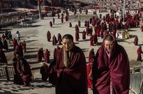 China denies demolitions at centre for Tibetan Buddhist learning