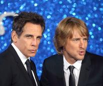 Ben Stiller wanted former first lady Laura Bush in Zoolander 2 orgy scene
