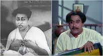 Did you know Padosan's Ek Chatur Naar was first sung by Ashok Kumar in Jhoola, watch rare video